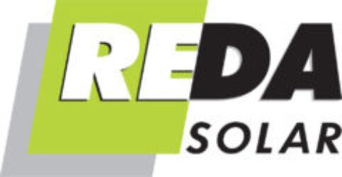 Reda Solar Zonnepanelen Logo
