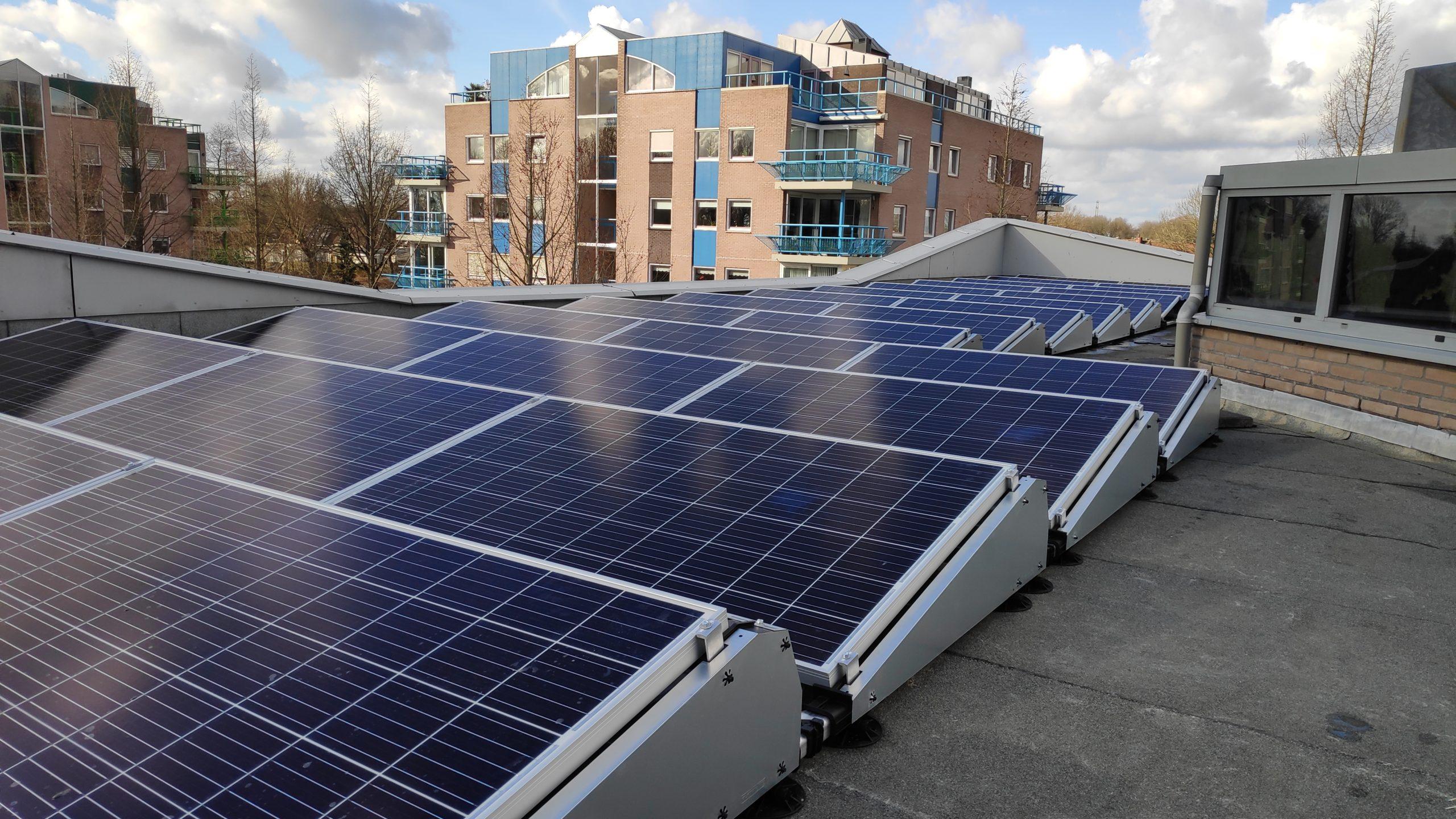 IBC Solar zonnepanelen met SolarEdge omvormer Hoogeveen