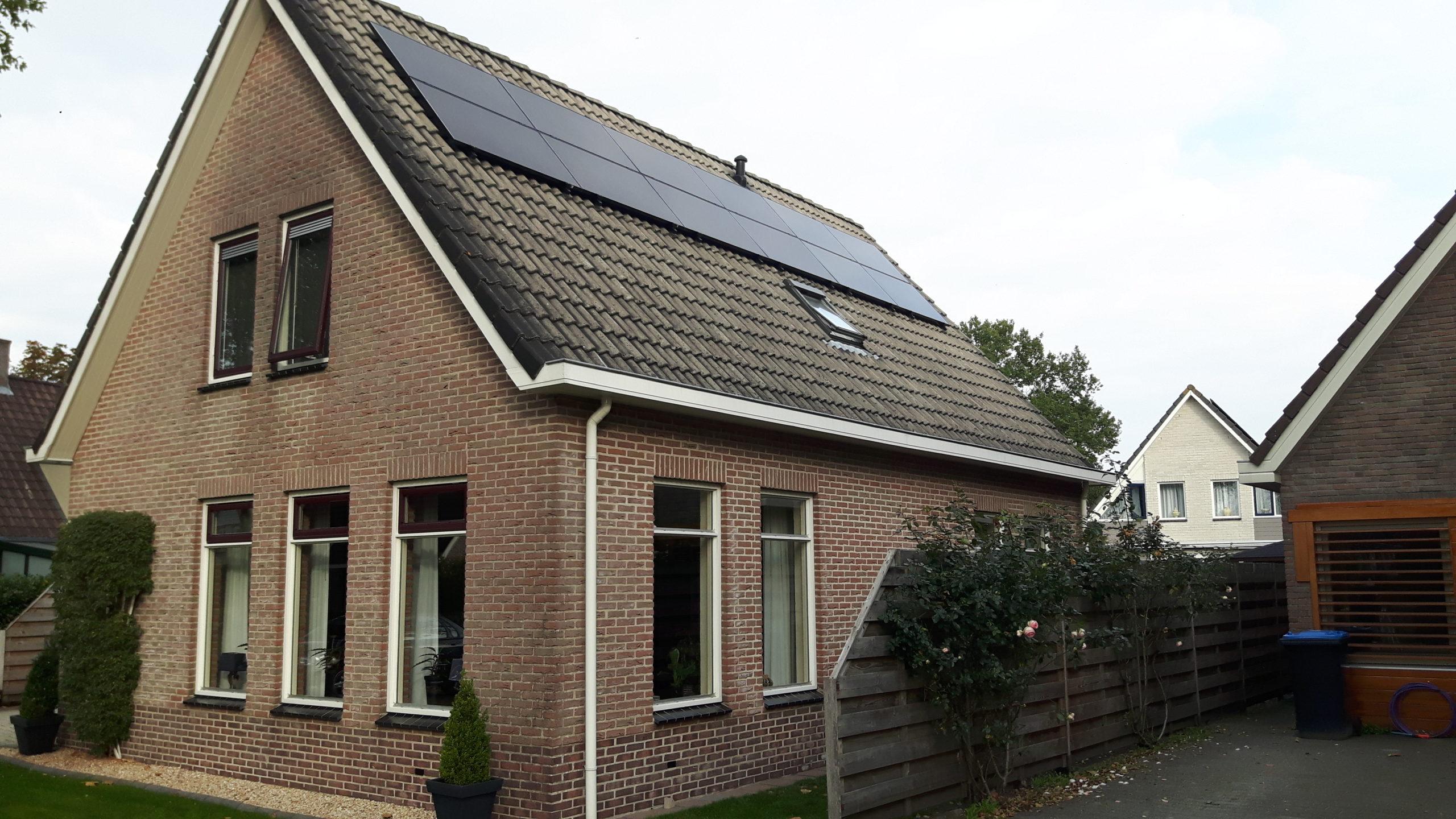 IBC zonnepanelen Zuidwolde
