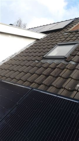 SolarWatt glas-glas zonnepanelen Haren