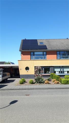 IBC zwarte zonnepanelen Hoogeveen
