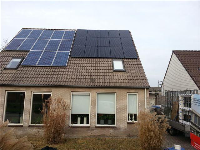 JA solar zonnepanelen Beilen