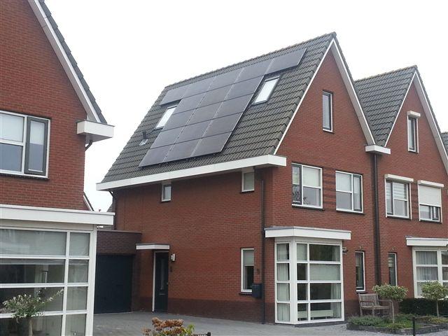 Trina solar zonnepanelen Hoogeveen