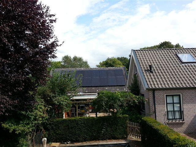 ET solar zonnepanelen Hoogeveen