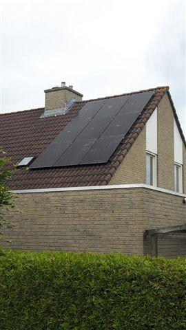 IBC zonnepanelen Hoogeveen