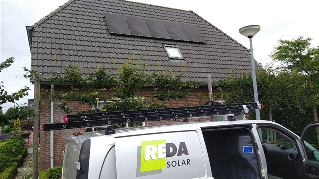 Solarwatt glas glas zonnepanelen Annerveenschekanaal