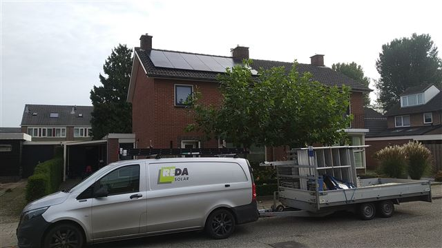 Solarwatt glas glas zonnepanelen Ommen