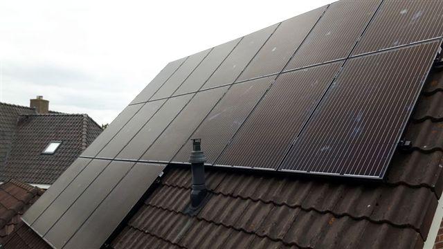 IBC zonnepanelen Hollandscheveld