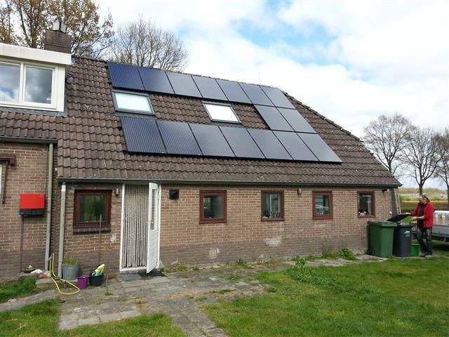 Recom zonnepanelen Tiendeveen