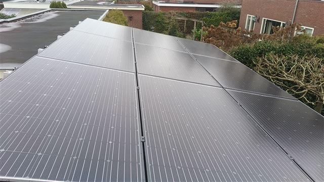 Solarwatt glas glas zonnepanelen Beilen