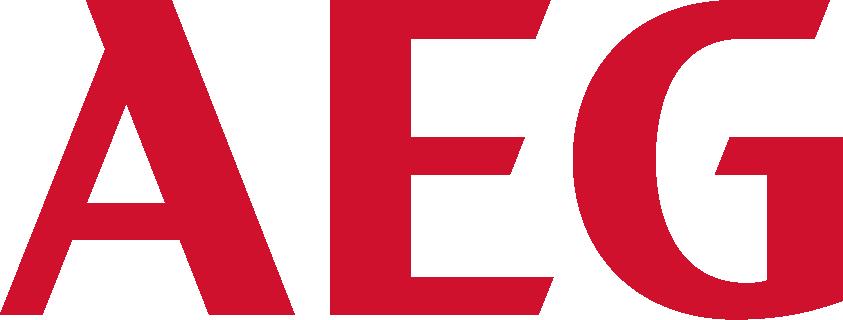 AEG logo zonnepanelen