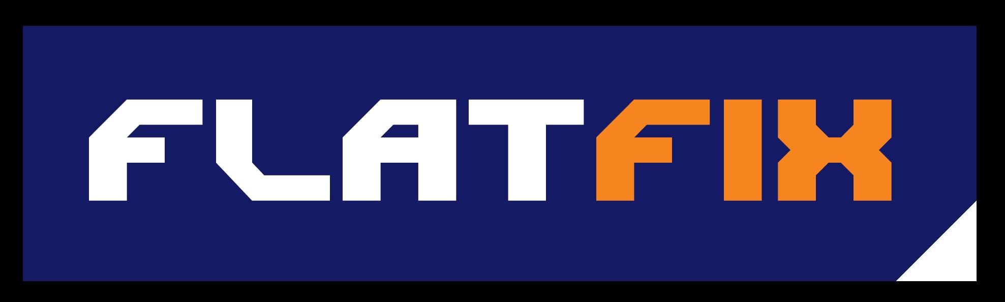 Flatfix logo zonnepanelen