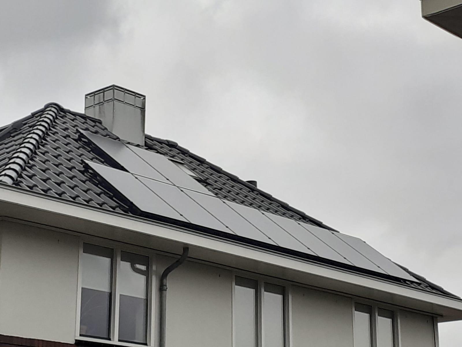 Solarwatt glas-glas zonnepanelen Beilen