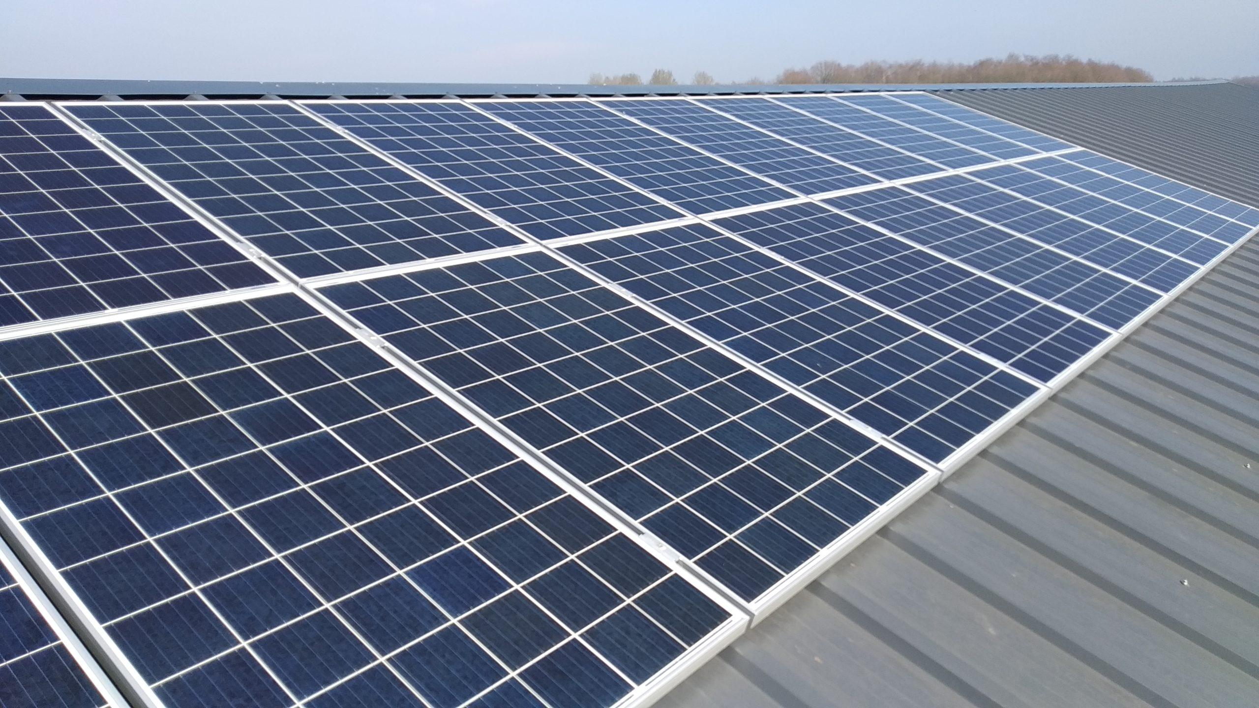 IBC zonnepanelen Papenvoort