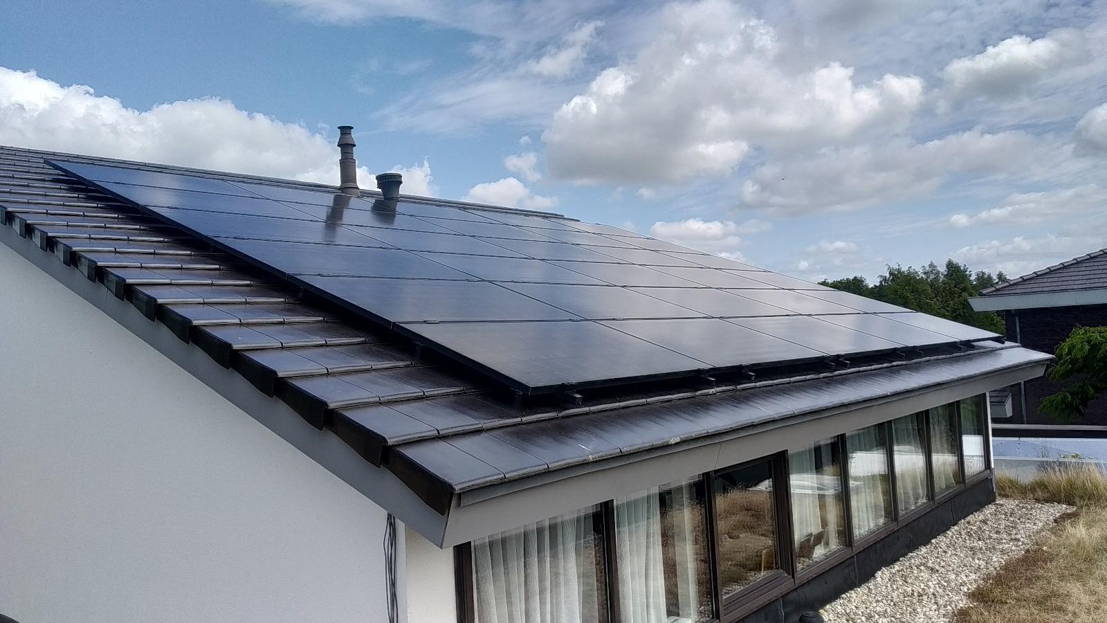 LG Neon zonnepanelen Heerenveen