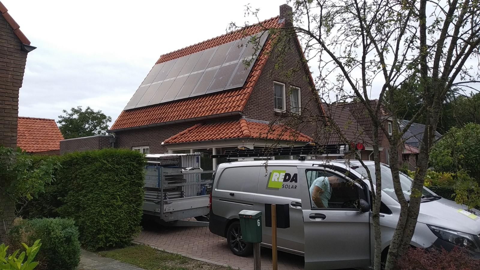 Solarwatt glas-glas zonnepanelen Ijhorst