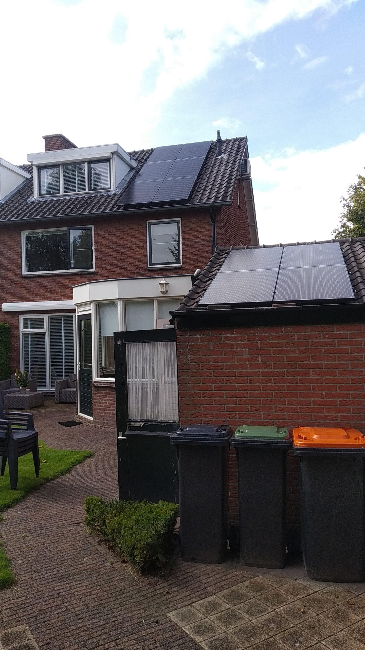 SolarWatt glas-glas zonnepanelen Nijverdal