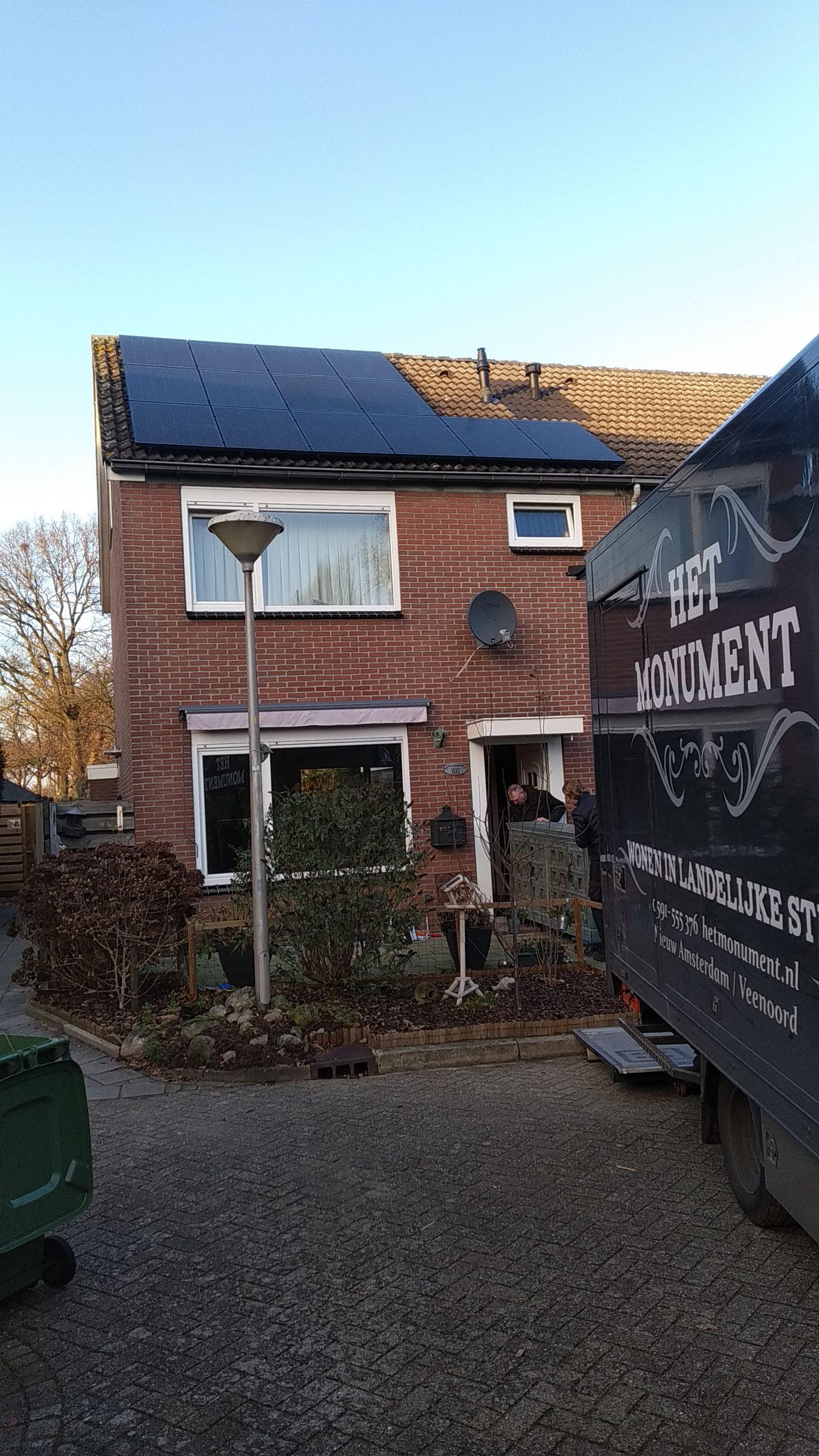 Solarwatt glas glas zonnepanelen Nijverdal