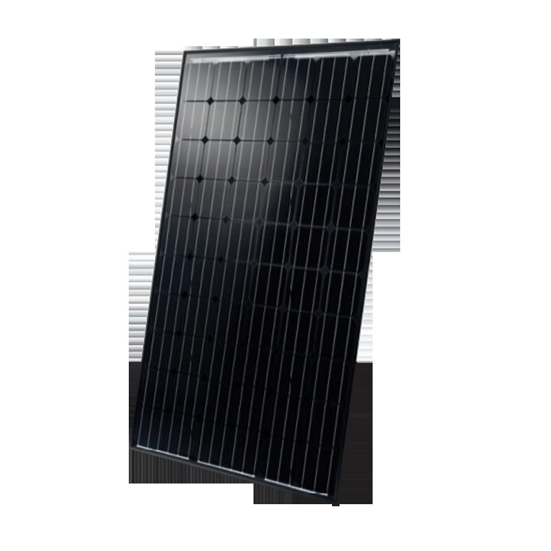 SolarWatt 315 MStyle Perc black zonnepaneel