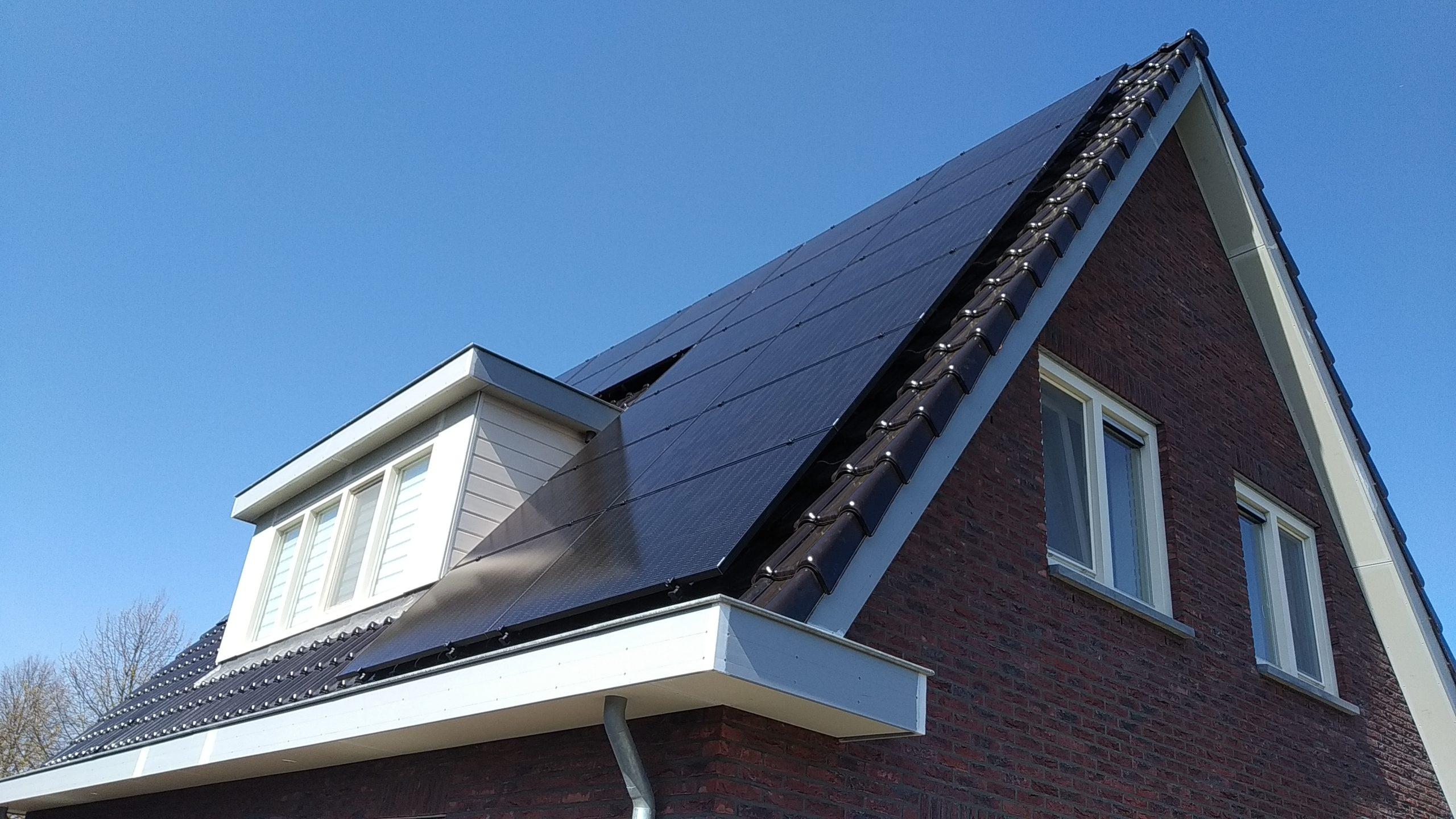 JA Solar 325 MB PERC HC zonnepanelen Beilen