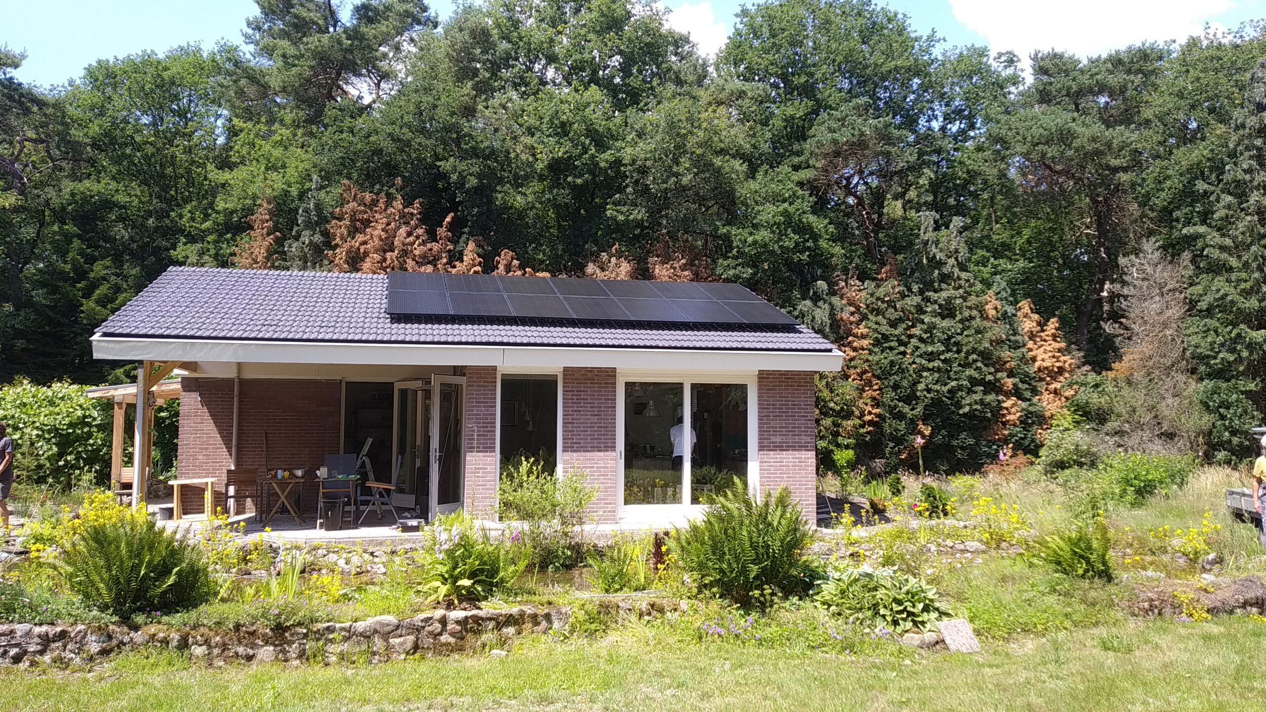 SolarWatt glas-glas zonnepanelen Meppen