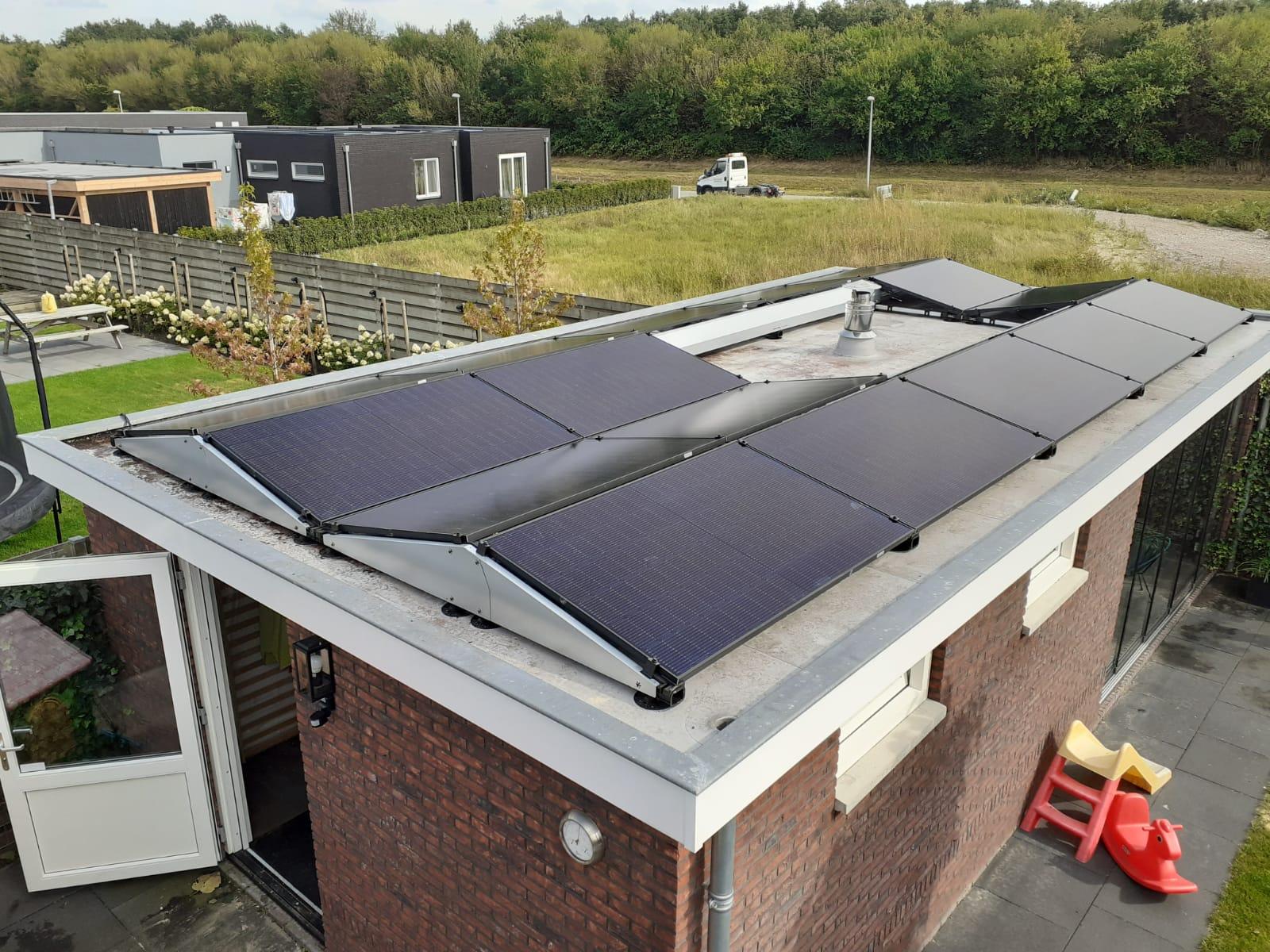 QCells G8+ zonnepanelen Hoogeveen