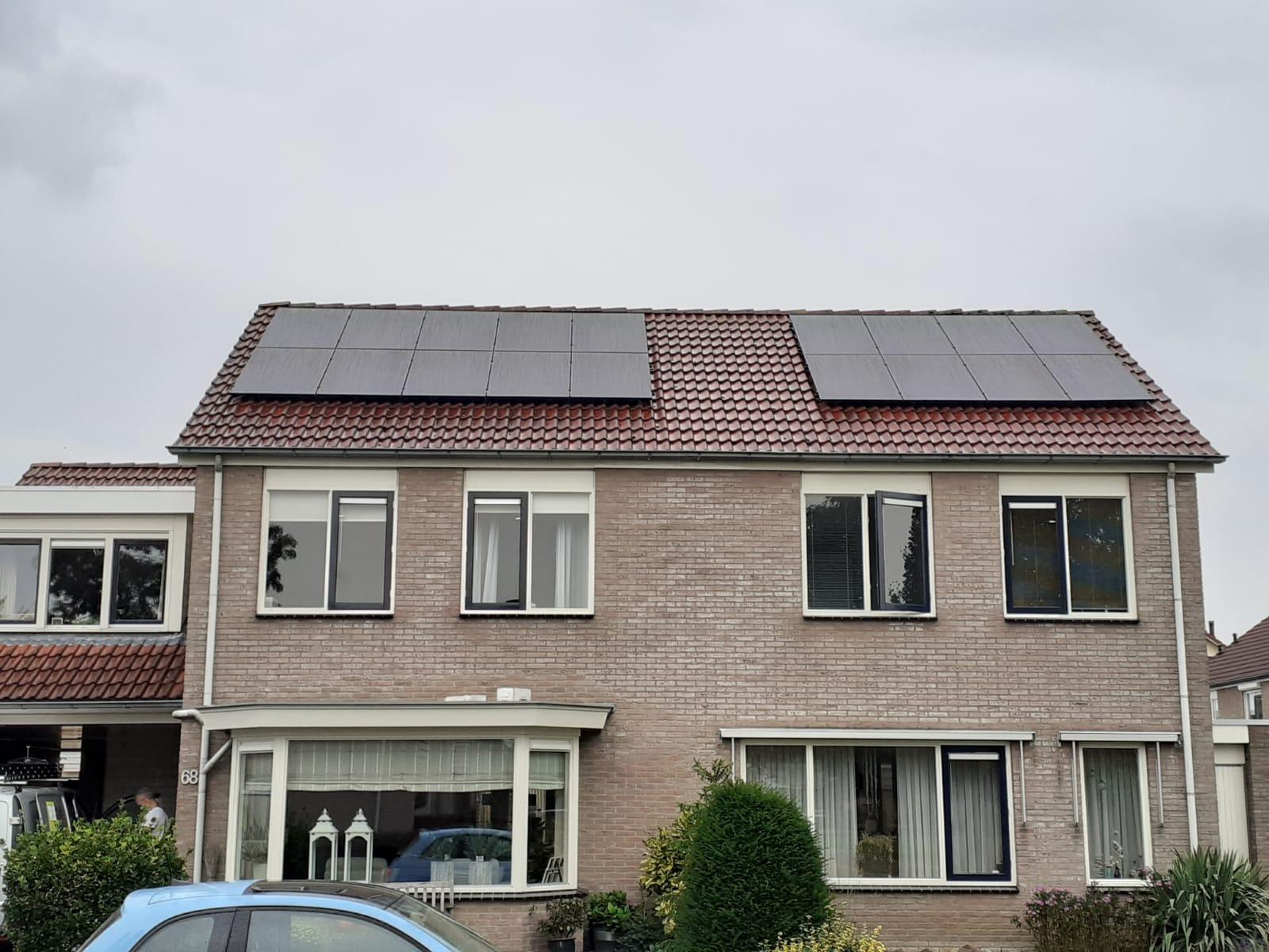 QCells G8+ zonnepanelen Almelo