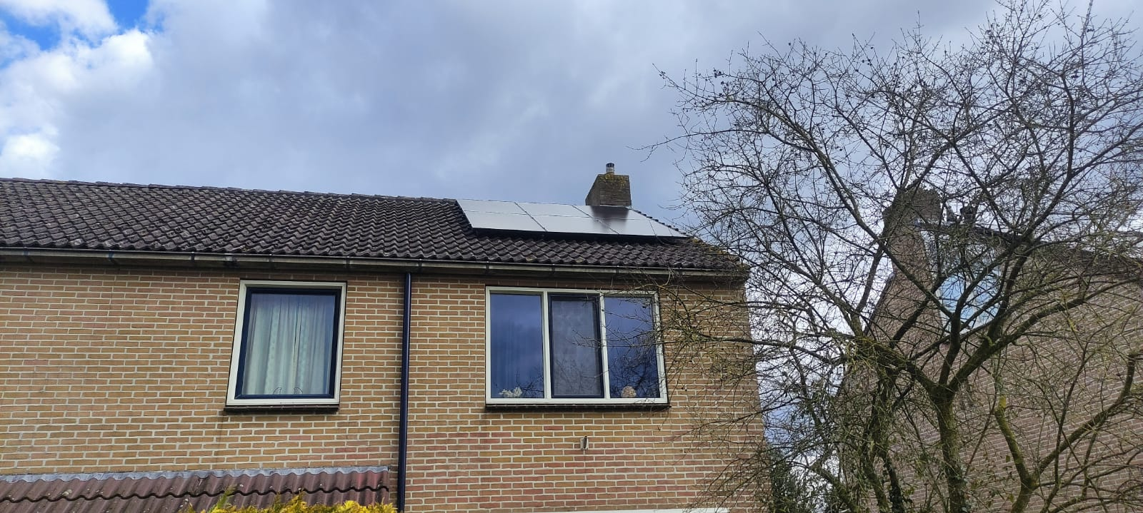 SolarWatt black edition glas glas zonnepanelen Hardenberg