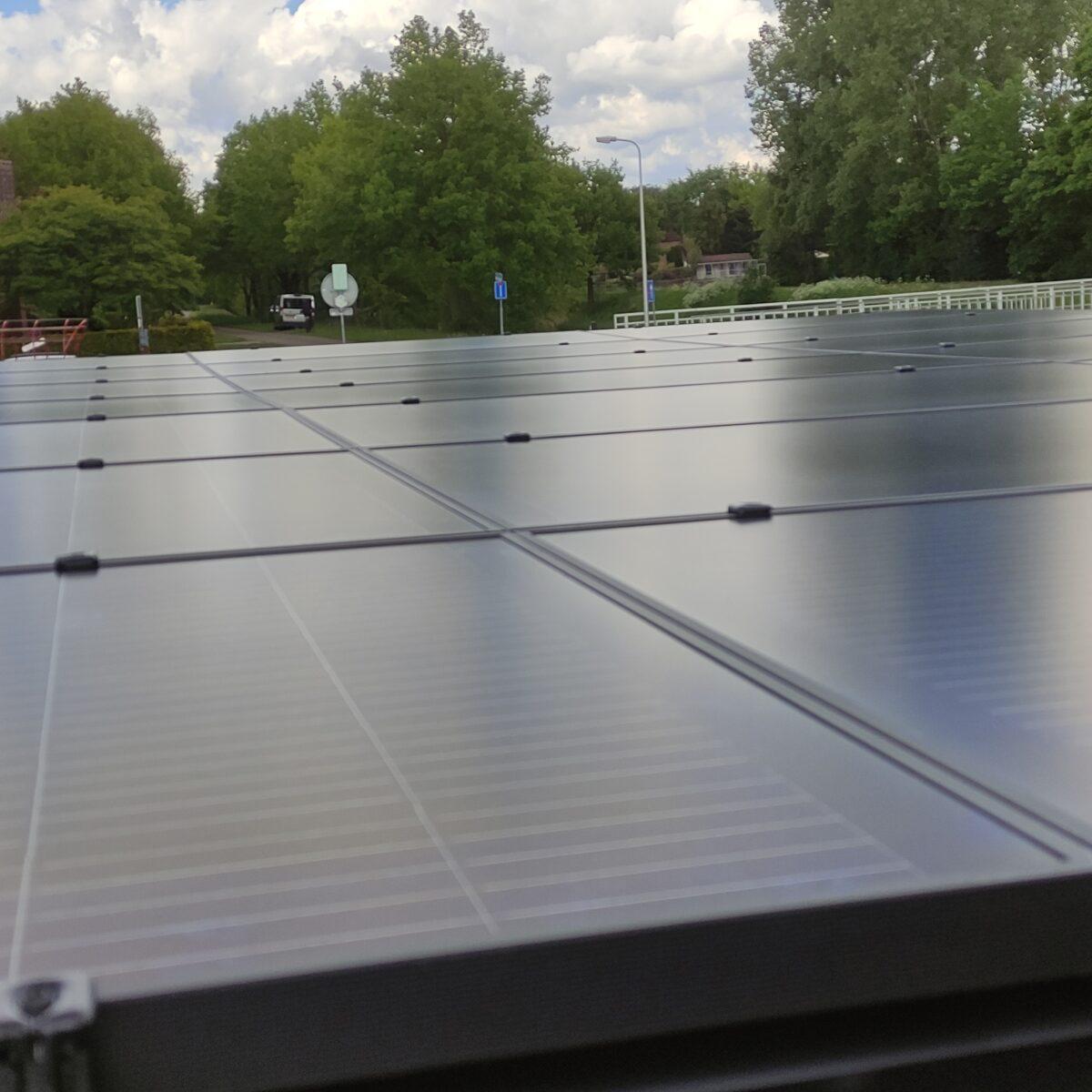SolarWatt black edition glas/glas zonnepanelen Tiendeveen Drenthe